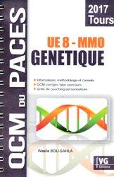 Génétique MMO Tours UE8