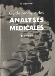 Guide pratique analyses médicales