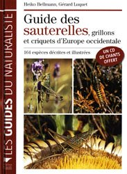 Guide des sauterelles, grillons et criquets d'Europe occidentale