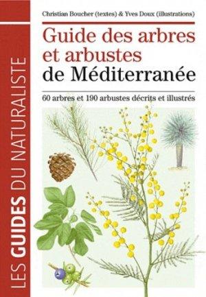 Guide des arbres et arbustes de Méditerranée-delachaux et niestle-9782603017258