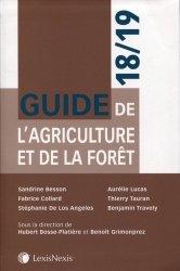 Guide de l'agriculture et de la forêt