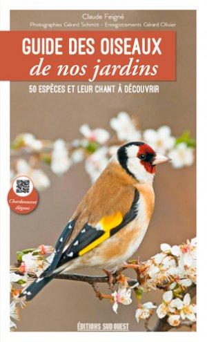 Guide des oiseaux de nos jardins-sud ouest-9782817705101