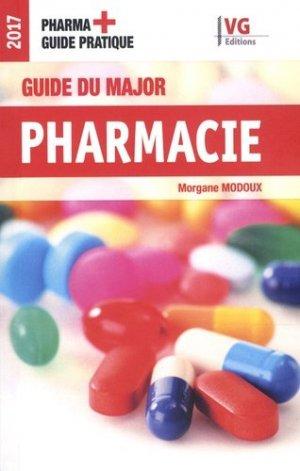 Guide du major Pharmacie-vernazobres grego-9782818315934