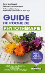 Guide de poche de la phytothérapie