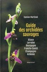 Guide des orchidées sauvages-vent d'est-9791090826380