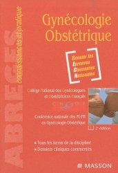 Gyn�cologie Obst�trique-elsevier / masson-9782294709418