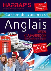 Harrap's Cahier de vacances anglais adultes sp Cambridge