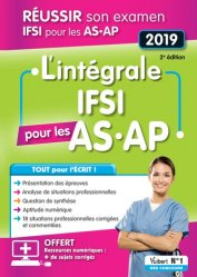 IFSI pour les AS, AP : réussir son concours IFSI pour les AS, AP 2019