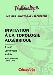 Invitation à la topologie algébrique