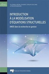 Introduction à la modélisation d'équations structurelles
