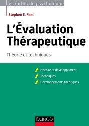 L'évaluation thérapeutique - Théorie et techniques