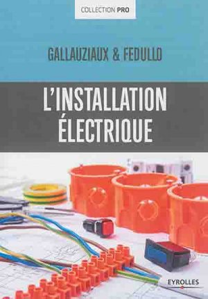 L'installation électrique-eyrolles-9782212118964