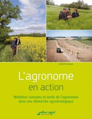 L'agronome en action-educagri-9791027500819