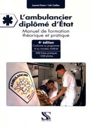 L'ambulancier diplômé d'Etat