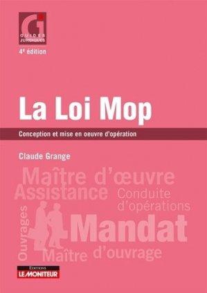 La loi MOP-le moniteur-9782281132632