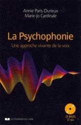 La psychophonie, une approche vivante de la voix