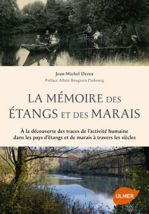 La mémoire des étangs et des marais-ulmer-9782841387465