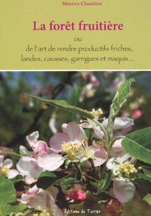 La forêt fruitière-de terran-9782913288904