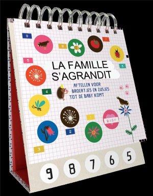 La Famille S'agrandit-de l'imprevu-9791029505904