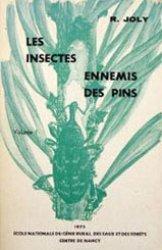 Les insectes ennemis des pins