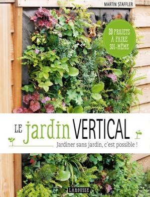 Le jardin vertical-larousse-9782035926821