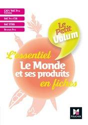 Le Petit Volum' - Le Monde et ses produits - Révision et entrainement