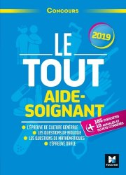 Le Tout Aide-Soignant - Concours AS - 2019