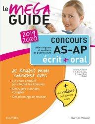 Le Méga-Guide - Concours Aide-soignant et Auxiliaire de puériculture 2019/2020