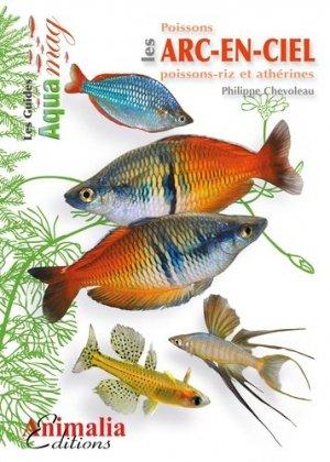Les poissons arc en ciel-animalia-9782359090680