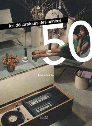 Les décorateurs des années 50-norma-9782376660002