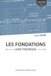 Les fondations. livre theorique