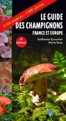 Le guide des champignons France et Europe