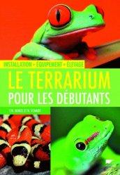 Le Terrarium pour les d�butants-delachaux et niestl�-9782603018484