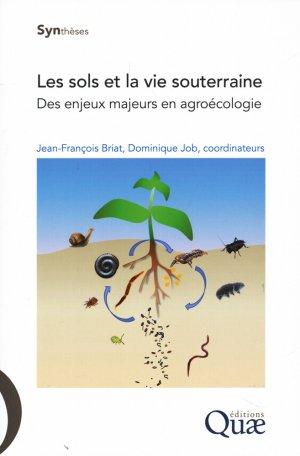 Les sols et la vie souterraine-quae-9782759226511