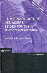 Les microstructure des aciers et des fontes
