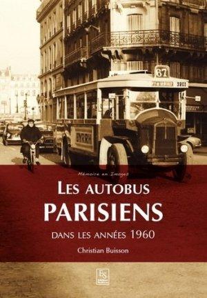 Les autobus parisiens dans les années 1960-alan sutton-9782813809728