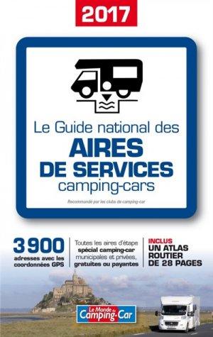 Le guide national des aires de services camping-cars 2017-lariviere-9782848901848