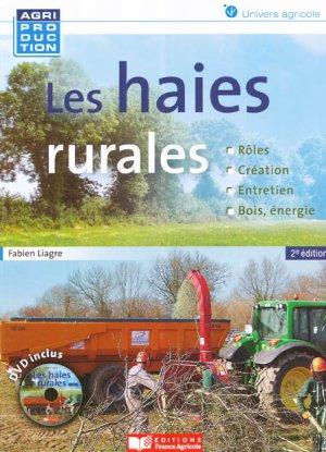 Les haies rurales-france agricole-9782855572765