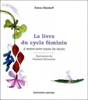 Le livre du cycle féminin-amyris-9782875520715