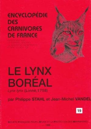 Le lynx boréal-museum national d'histoire naturelle-9782905216373