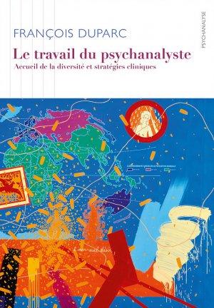 Le travail du psychanalyste-ithaque-9782916120768