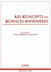 Les Concepts en Sciences Infirmi�res-�ditions mallet conseil-9782953331103