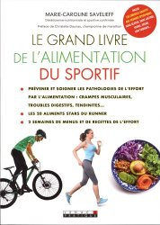 Le grand livre de l'alimentation du sportif