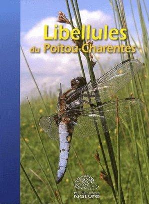 Libellules du Poitou-Charentes-poitou-charentes nature-9782918831006