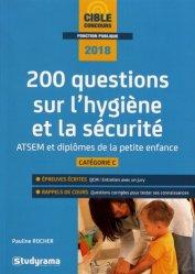 200 questions sur l'hygiène et la sécurité