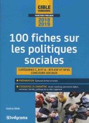 100 fiches sur les politiques sociales
