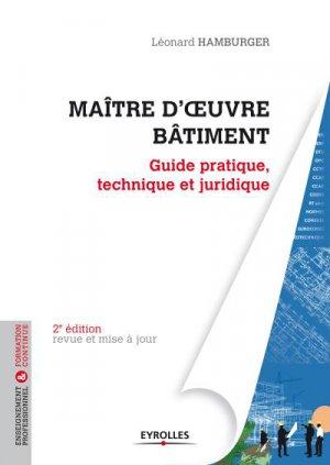 Maître d'oeuvre Bâtiment-eyrolles-9782212144826