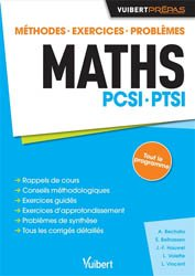 Maths PCSI - PTSI