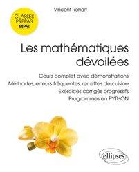 Mathématiques dévoilées MPSI