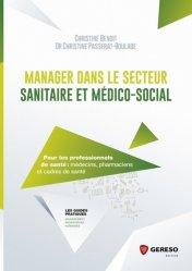 Manager dans le secteur sanitaire et médico-social